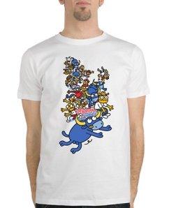 """Camiseta kukuxumusu """"por el bulling"""""""