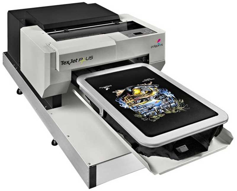 impresora de camisetas Texjet Plus
