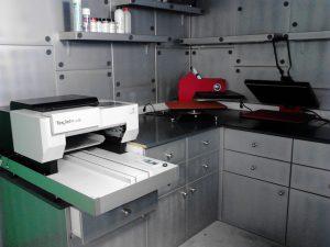 Impresora TexJet Plus en Senda Viva