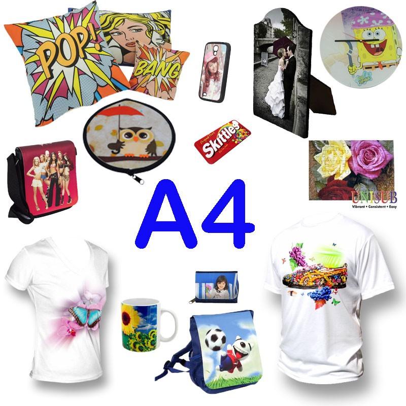 Propuesta de comprar inicial personalizables A4