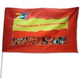 bandera futbol