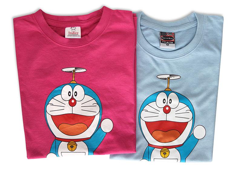 camisetas con papel transfer SunAngel