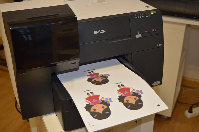 Impresión vinilo inkjet