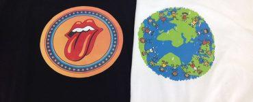 Camisetas personalizadas con papel transfer
