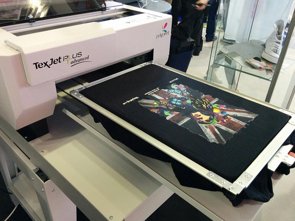 Impresora de camisetas