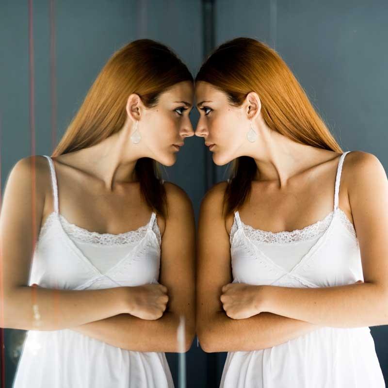 Vinilo para cristales efecto espejo