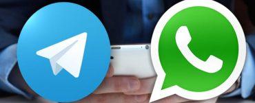 Comunícate con Brildor por Telegram y Whatsapp