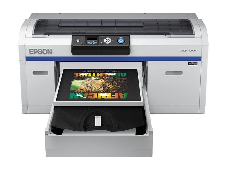Impresora Epson SC-F2000