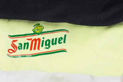 Camisetas con diseños transfer