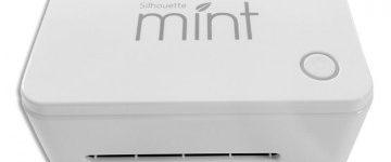 Creador de sellos Silhouette Mint