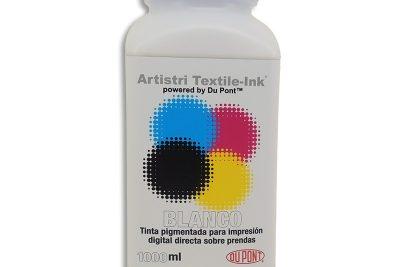 Tinta blanca Dupont para impresora de camisetas