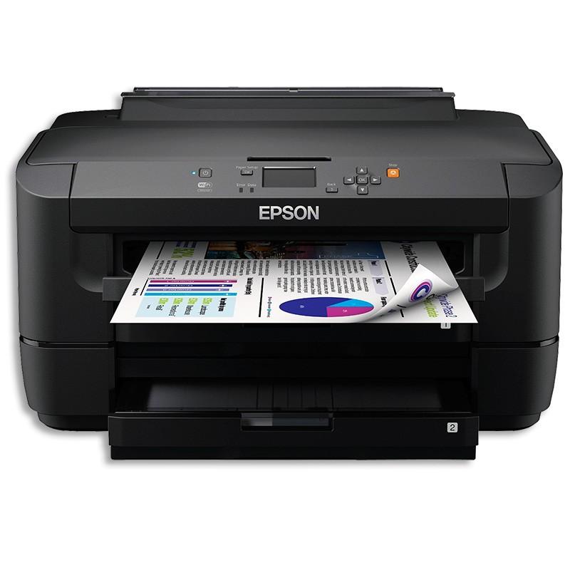 Impresora inkjet A3 Epson WF-7110DTW