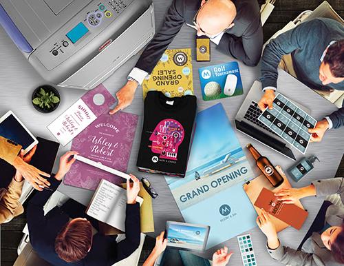 Aplicaciones de la impresora iColor Uninet