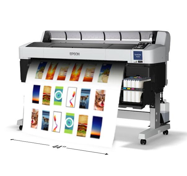 La impresora de sublimación Epson SC-F6200