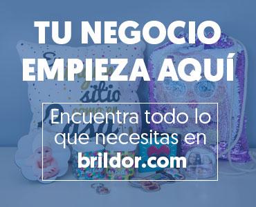 Comienza un negocio de personalización con Brildor.com