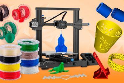Filamentos para impresoras 3d
