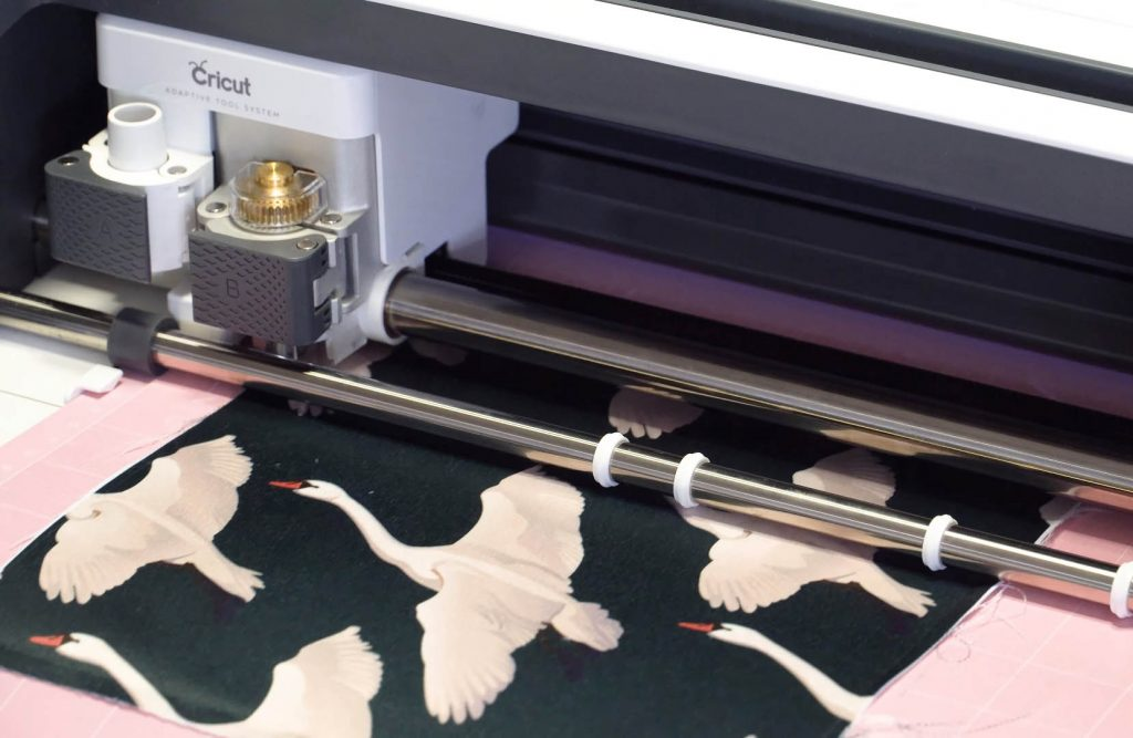 Cuchillas autoajustables y fabricadas en metal del plotter de corte Cricut Maker