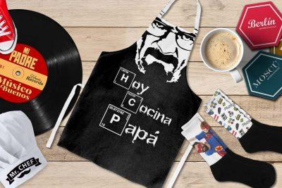 Productos personalizados para el día del padre