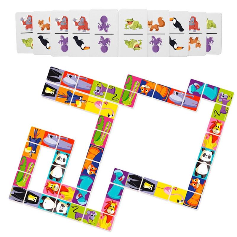 Domino personalizable para pasar la cuarentena