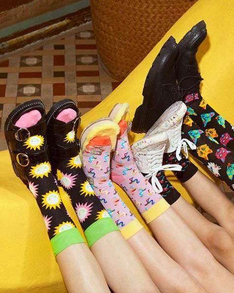 Personalización de calcetines