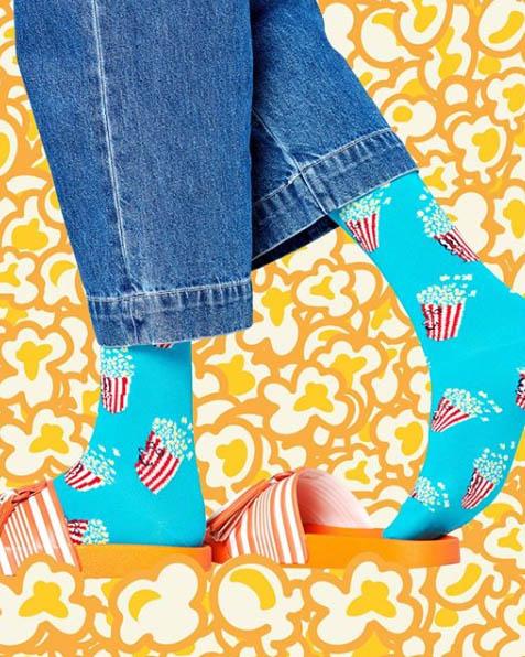 Estampación de calcetines