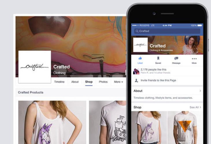 Vender por Internet a través de facebook