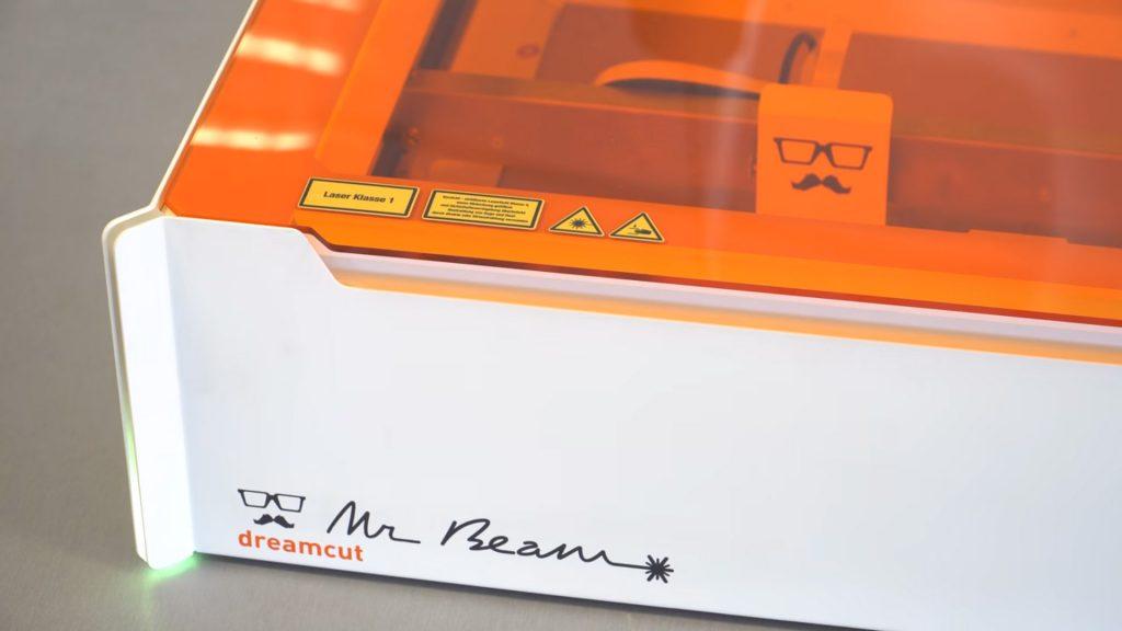 Personalizar con la máquina láser MR. Beam II Dreamcut