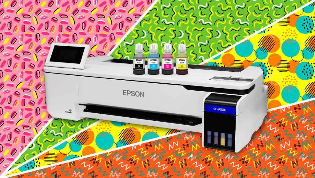 Impresora de sublimación F500