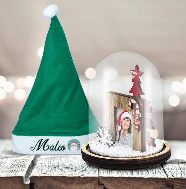 Ideas de regalos personalizados para Navidad