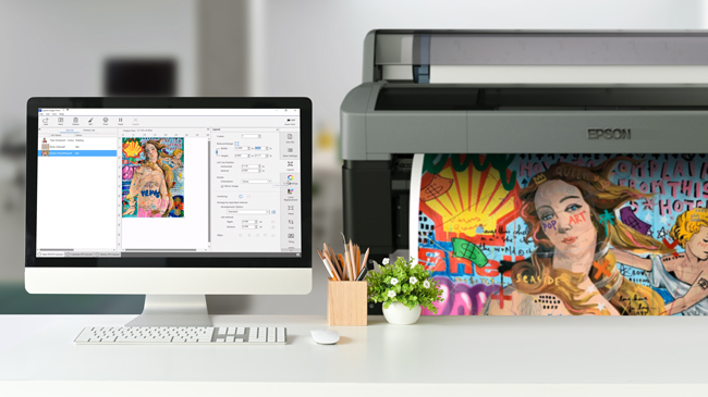 Software Edge Print