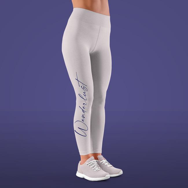 leggins / mallas personalizadas con vinilo textil elastic nylon de poli-tape