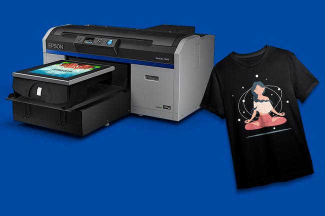 Impresora textil, DTG