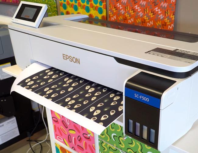 impresora de sublimación de gran formato