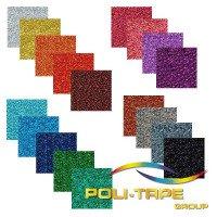 Vinilo Textil Pearl Glitter de Poli-tape