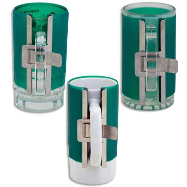 Abrazadera de silicona para jarras de cerveza - Jarras con abrazaderas