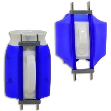 Abrazadera de silicona para taza de café con leche y lechera de 300 ml