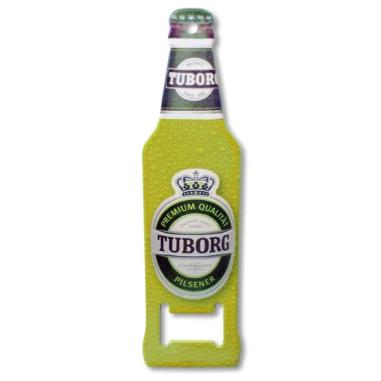 Abrebotellas con forma de botella personalizado