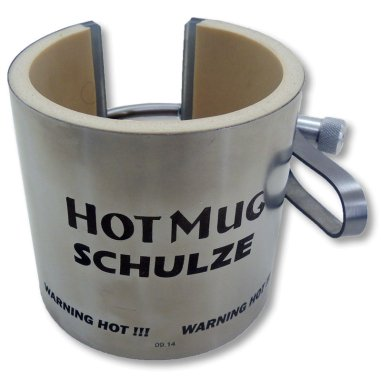 Abrazadera de metal para horno de sublimación para taza de 10-11oz
