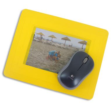 Alfombrilla de ratón portafotos pack 10 uds - Con ratón