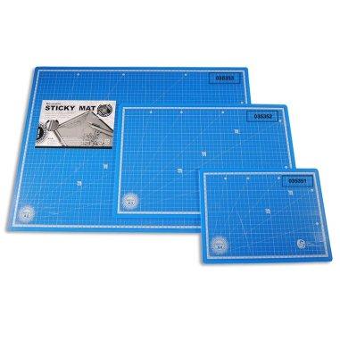 Alfombrillas de corte adhesivas - 3 tamaños a elegir