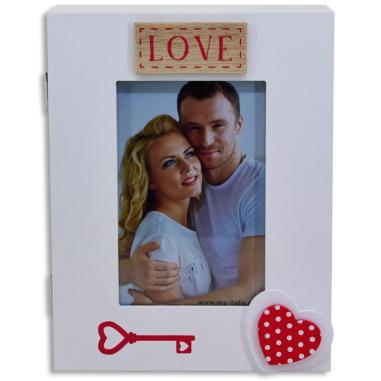 Armario llavero portafotos serie Love