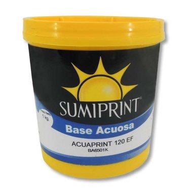 Base acuosa incolora Acuaprint 120EF