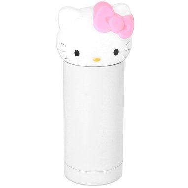 Botella termo para sublimación de 300ml con tapón forma Kitty
