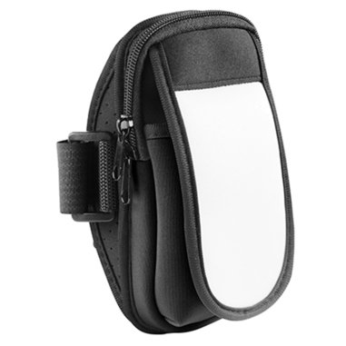 """Brazalete deportivo ajustable para móviles de hasta 6"""""""