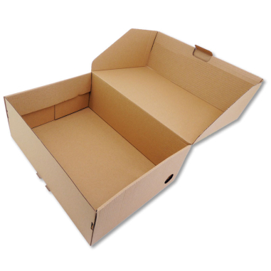 Caja estuche A1 305 x 225 x 110 mm - Abierta