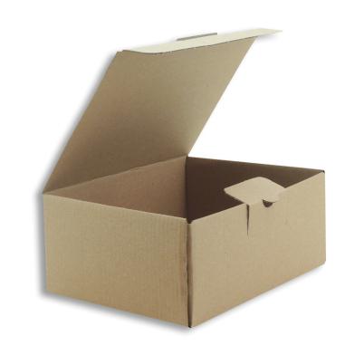 Caja estuche A8 de 178 x 133 x 77 mm pack de 25 uds - Caja montada