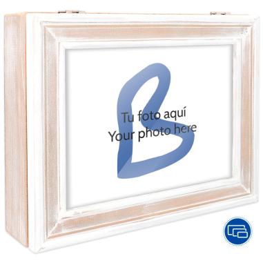 Caja portafotos modelo Zacapa