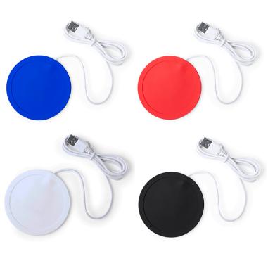 Calentador para tazas con conexión USB