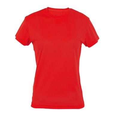 Camiseta técnica Woman económica