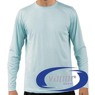 Camiseta Vapor Apparel con protección solar manga larga